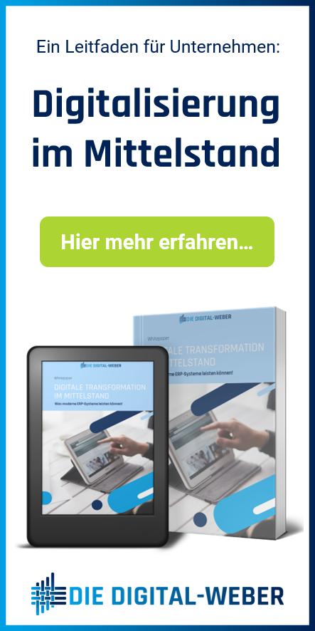Whitepaper: Digitalisierung im Mittelstand