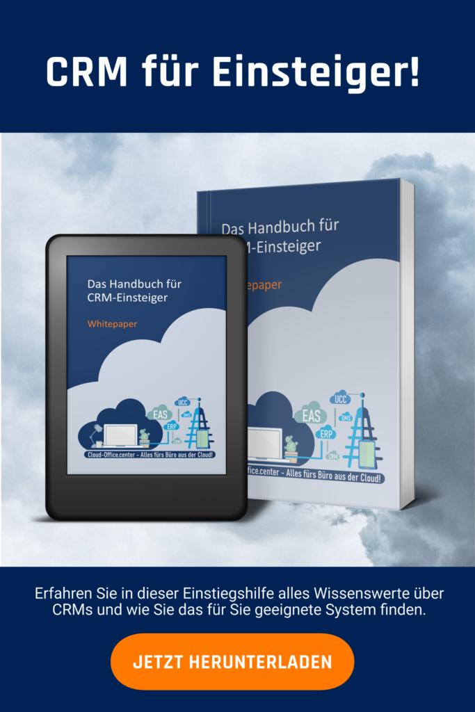 Whitepaper CRM für Einsteiger - Das Handbuch.