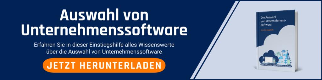 Das Whitepaper zum Test: Ahuswahl von Unternehmenssoftware