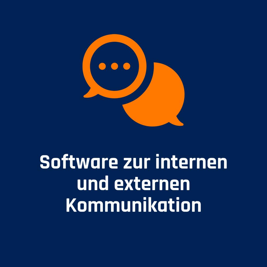 Mobile Work und Homeoffice braucht Software zur internen und externen Kommunikation