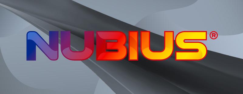 Relaunch des Logos von Nubius