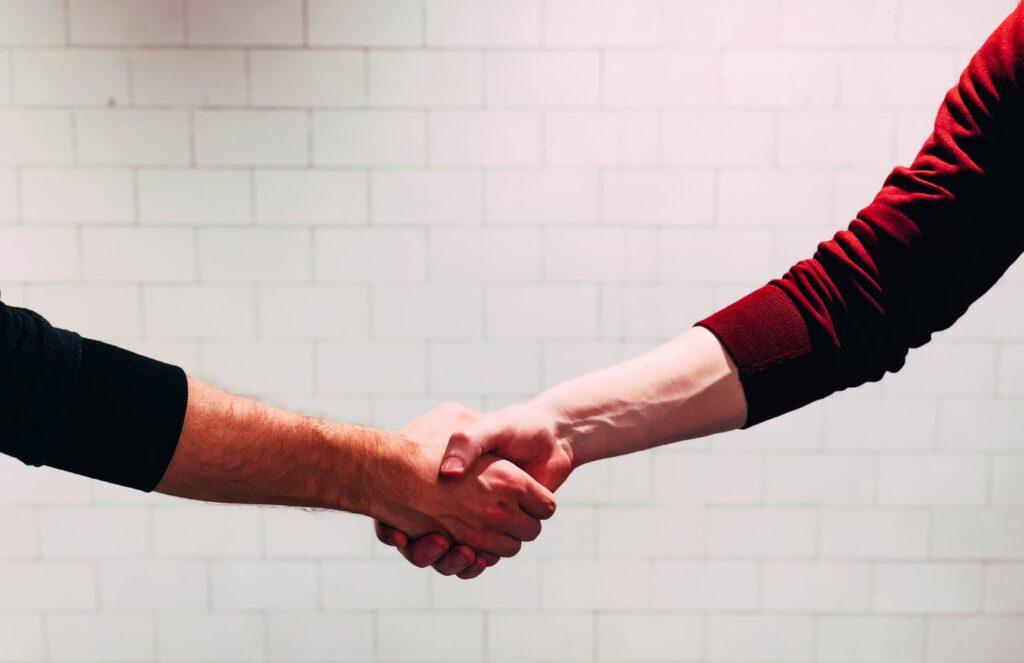 Software zur Kollaboration ist bei Human Centric wichtig.