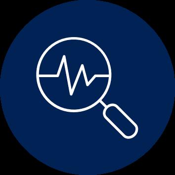 Zentralisierte Verwaltung Ihrer Daten mit CRM- und ERP-Lösungen.