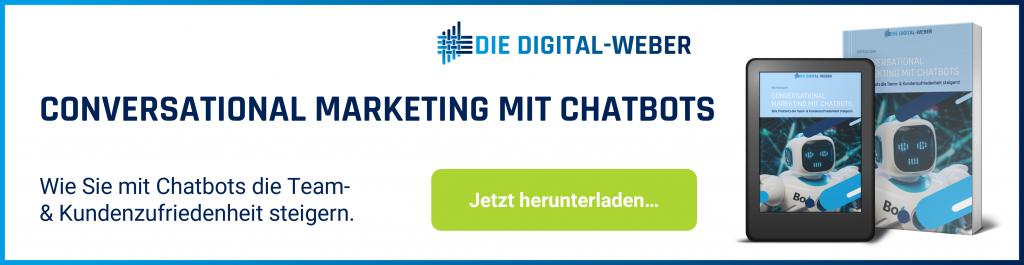 Whitepaper-Angebot: Conversational Marketing mit Chatbots
